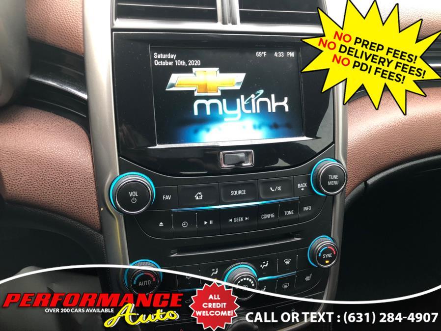 Used Chevrolet Malibu 4dr Sdn LTZ w/1LZ 2015 | Performance Auto Inc. Bohemia, New York