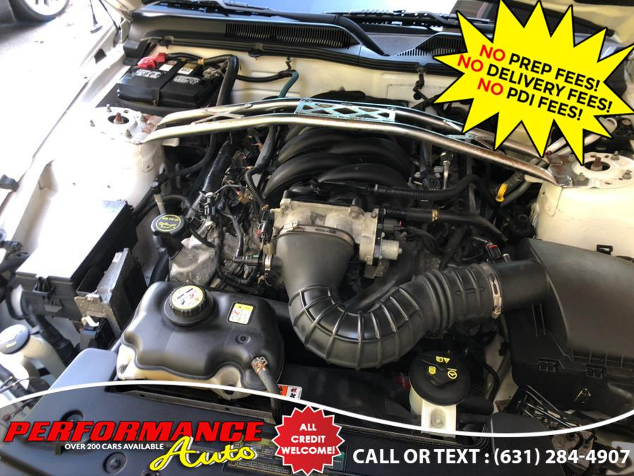 Used Ford Mustang 2dr Cpe GT Premium 2007   Performance Auto Inc. Bohemia, New York