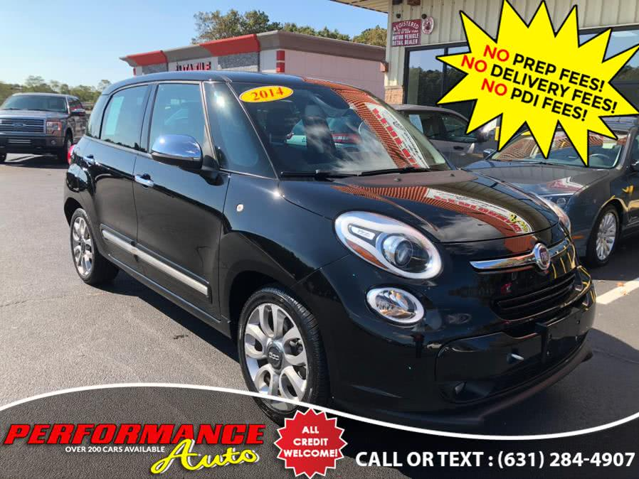 Used 2014 FIAT 500L in Bohemia, New York | Performance Auto Inc. Bohemia, New York