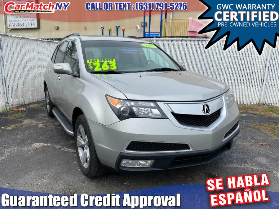 Used 2013 Acura MDX in Bayshore, New York | Carmatch NY. Bayshore, New York