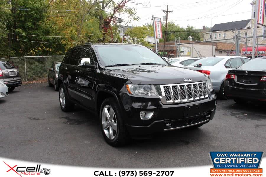 Used 2012 Jeep Grand Cherokee in Paterson, New Jersey | Xcell Motors LLC. Paterson, New Jersey