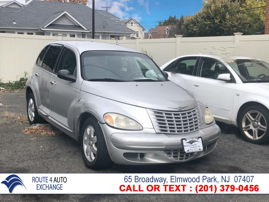 Used Chrysler PT Cruiser 4dr Wgn 2004 | Route 4 Auto Exchange. Elmwood Park, New Jersey
