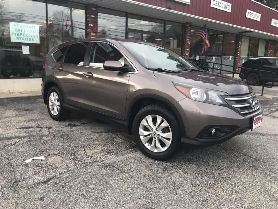 Used 2012 Honda CR-V in Barre, Vermont | Routhier Auto Center. Barre, Vermont