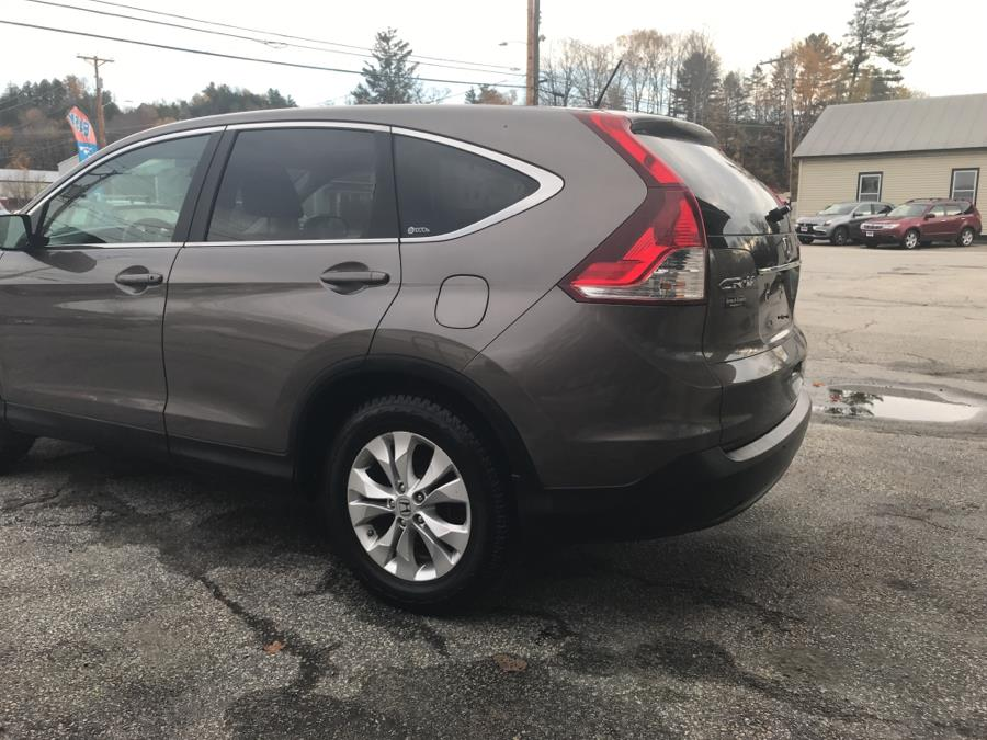 Used Honda CR-V 4WD 5dr EX 2012 | Routhier Auto Center. Barre, Vermont