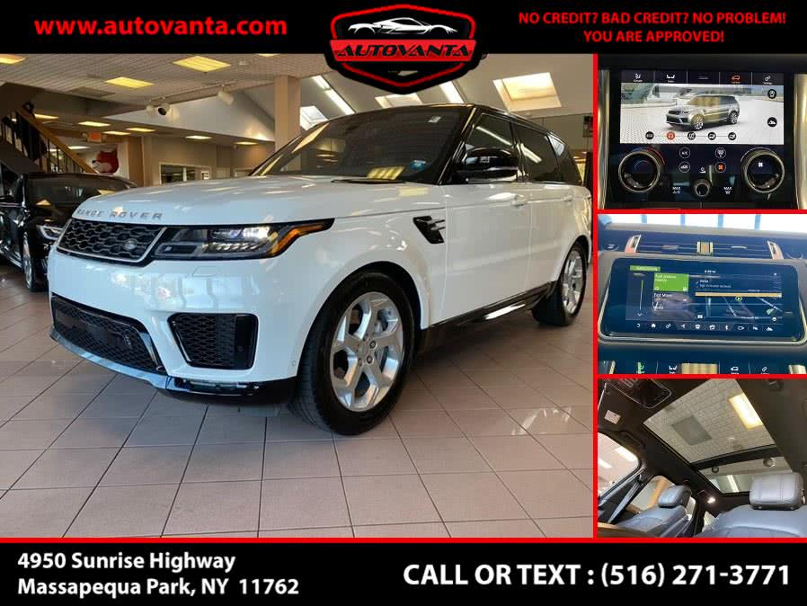 Used Land Rover Range Rover Sport V6 Supercharged HSE *Ltd Avail* 2019 | Autovanta. Massapequa Park, New York