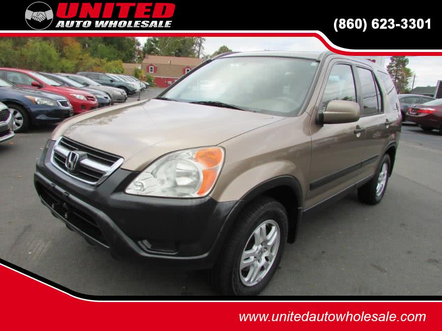 Used 2004 Honda CR-V in East Windsor, Connecticut | United Auto Sales of E Windsor, Inc. East Windsor, Connecticut