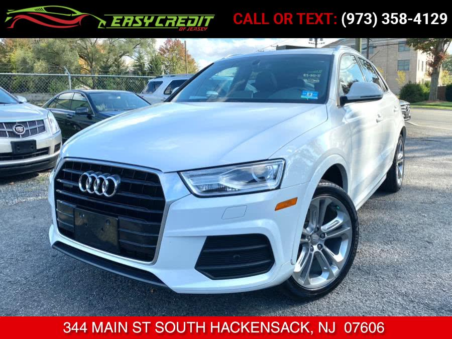 Used 2016 Audi Q3 in South Hackensack, New Jersey | Easy Credit of Jersey. South Hackensack, New Jersey