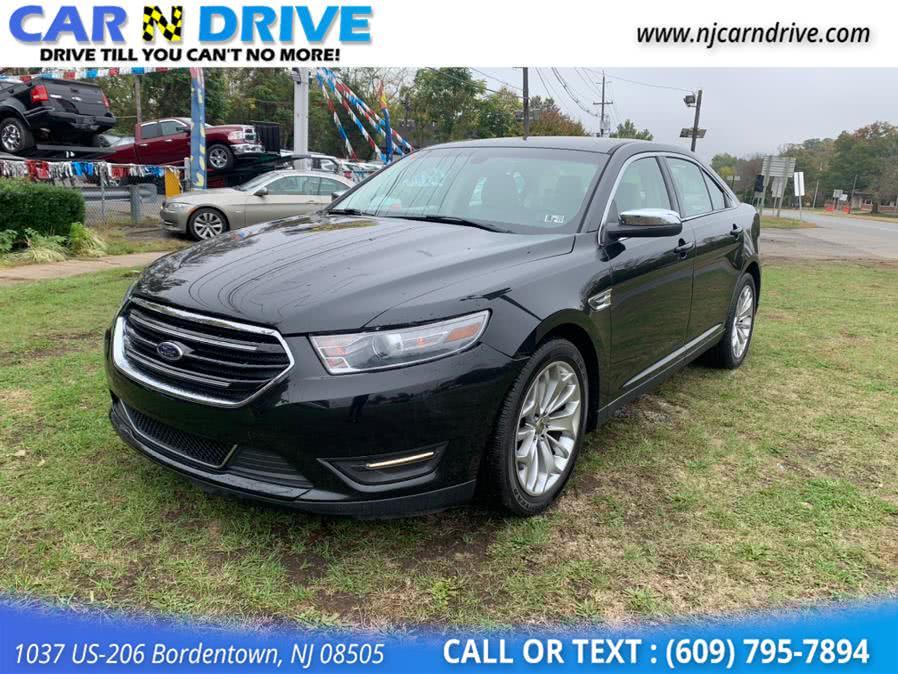 Used Ford Taurus Limited FWD 2013 | Car N Drive. Bordentown, New Jersey