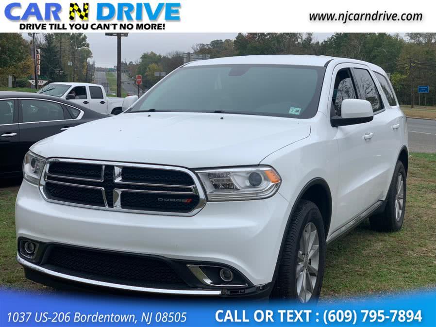 Used Dodge Durango SXT AWD 2015 | Car N Drive. Bordentown, New Jersey