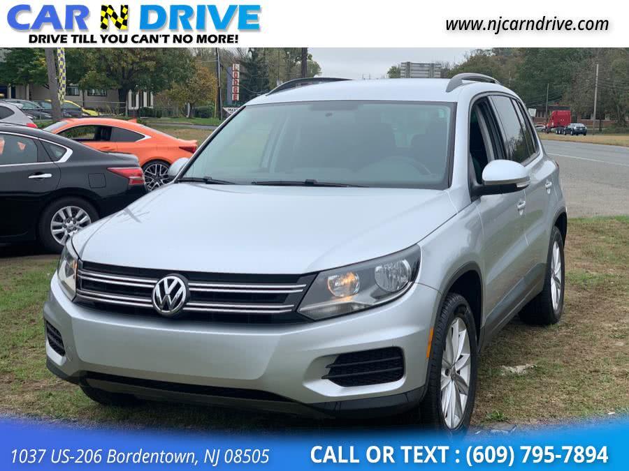 Used Volkswagen Tiguan SE 2015 | Car N Drive. Bordentown, New Jersey