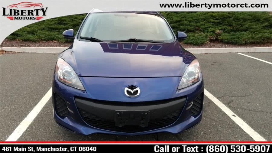Used 2013 Mazda MAZDA3 I TOURING in Manchester, Connecticut | Liberty Motors. Manchester, Connecticut
