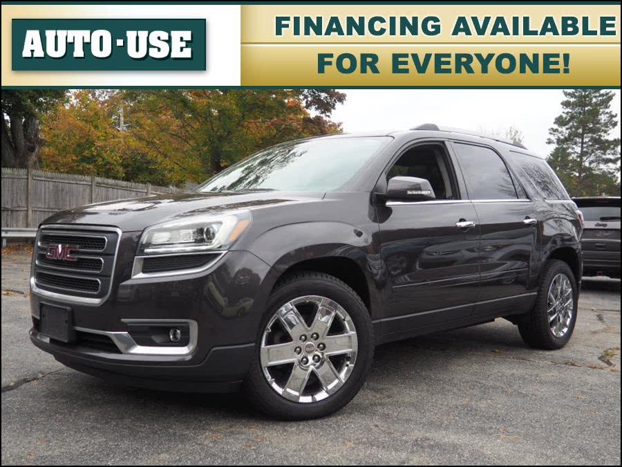 Used 2017 GMC Acadia Limited in Andover, Massachusetts | Autouse. Andover, Massachusetts