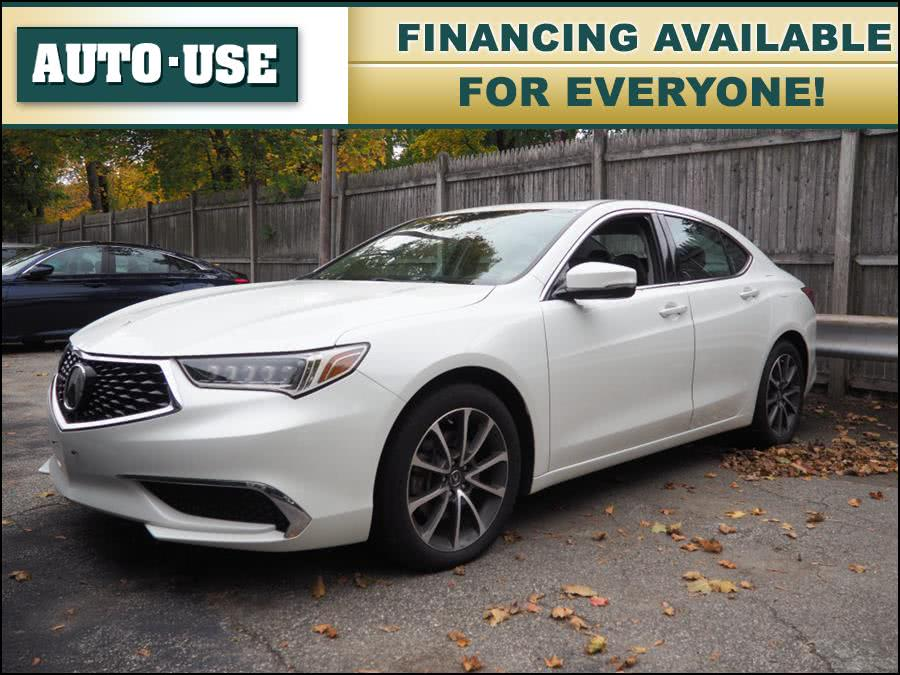 Used 2018 Acura Tlx in Andover, Massachusetts | Autouse. Andover, Massachusetts