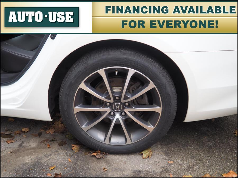 Used Acura Tlx SH-AWD V6 2018 | Autouse. Andover, Massachusetts
