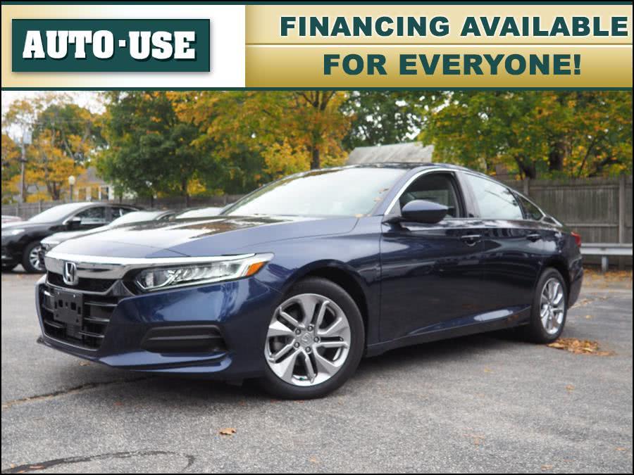Used 2019 Honda Accord in Andover, Massachusetts   Autouse. Andover, Massachusetts