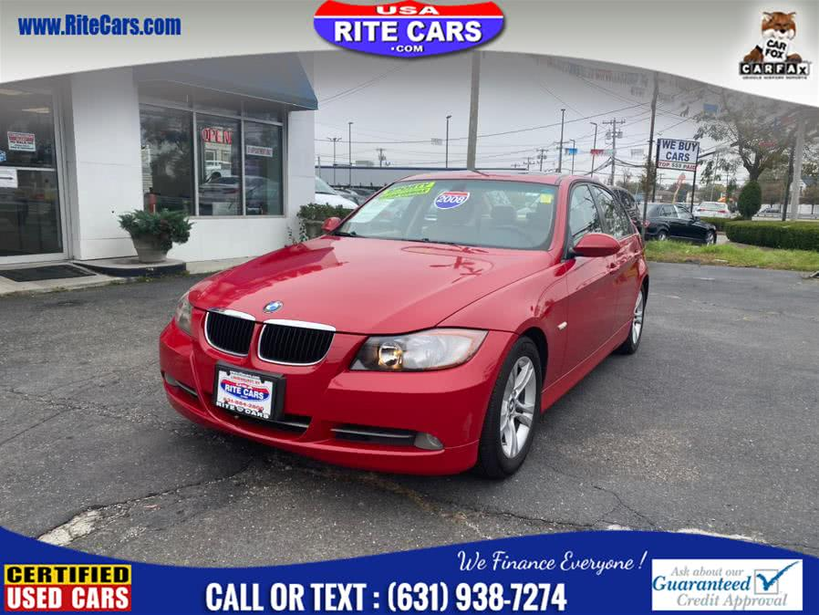 Used BMW 3 Series 4dr Sdn 328i RWD SULEV 2008 | Rite Cars, Inc. Lindenhurst, New York