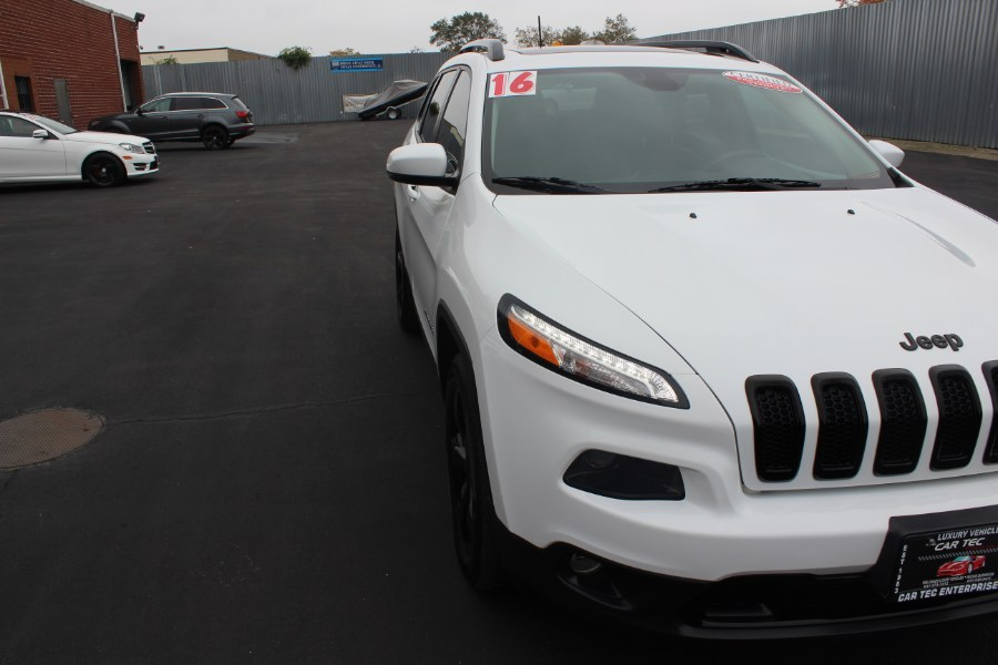 Used Jeep Cherokee 4WD 4dr Limited 2016 | Car Tec Enterprise Leasing & Sales LLC. Deer Park, New York