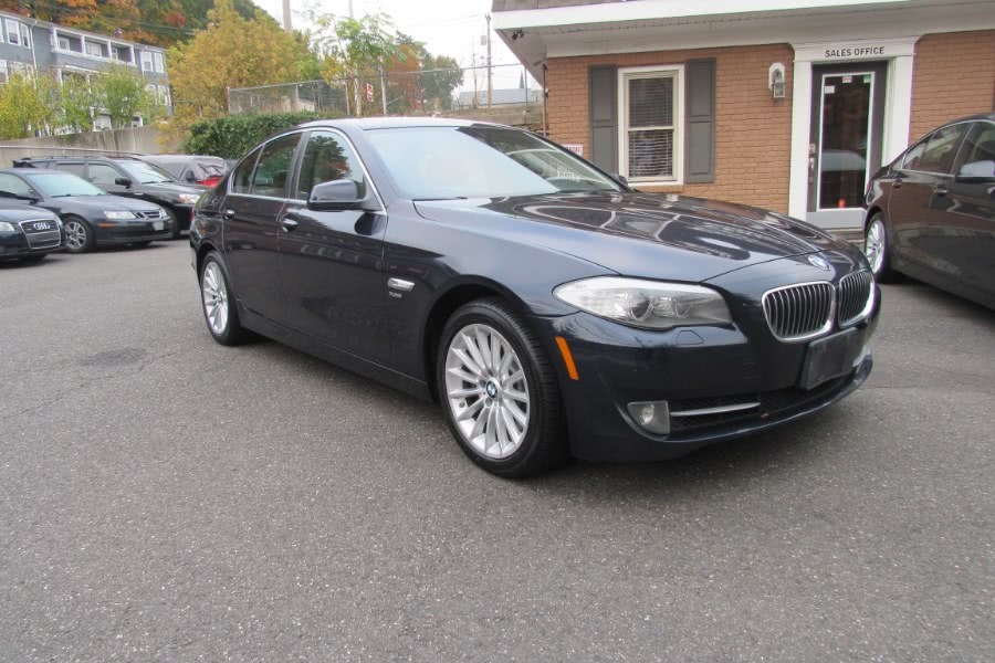 Used 2012 BMW 5 Series in Shelton, Connecticut | Center Motorsports LLC. Shelton, Connecticut