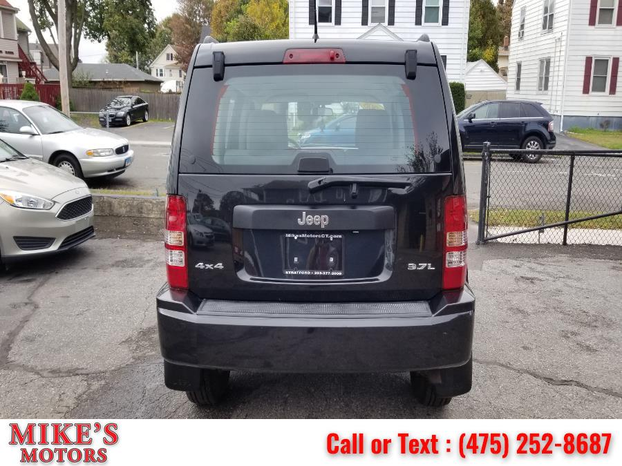Used Jeep Liberty 4WD 4dr Sport 2008 | Mike's Motors LLC. Stratford, Connecticut