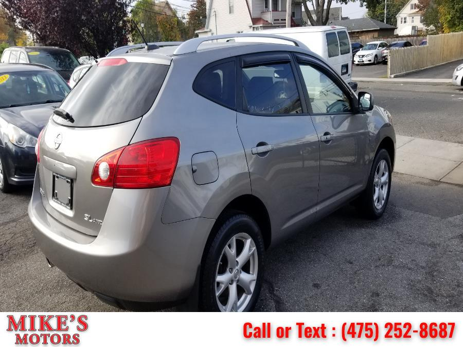 Used Nissan Rogue AWD 4dr Sl 2009   Mike's Motors LLC. Stratford, Connecticut