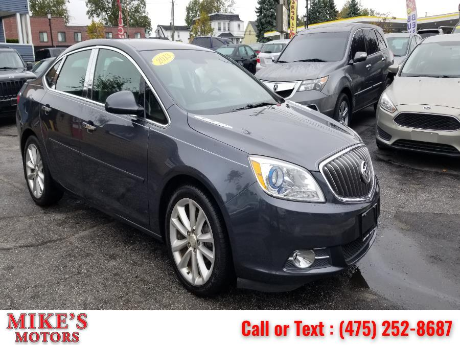 Used Buick Verano 4dr Sdn Convenience Group 2013 | Mike's Motors LLC. Stratford, Connecticut