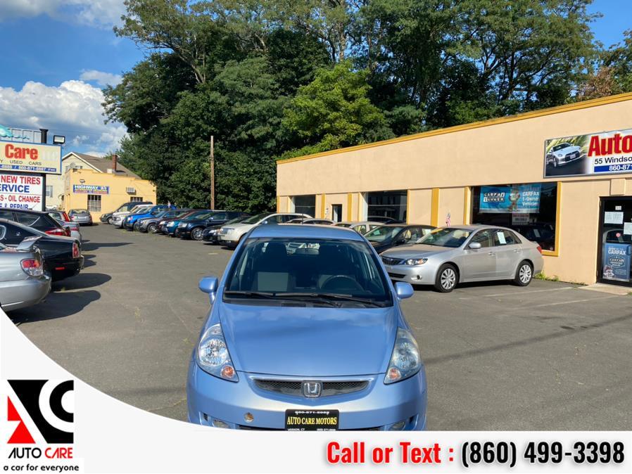 Used Honda Fit 5dr HB Auto Sport 2008   Auto Care Motors. Vernon , Connecticut