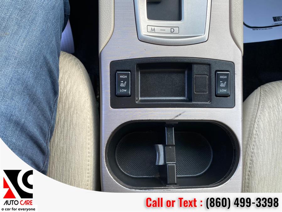 Used Subaru Outback 4dr Wgn H4 Auto 2.5i Premium 2012 | Auto Care Motors. Vernon , Connecticut