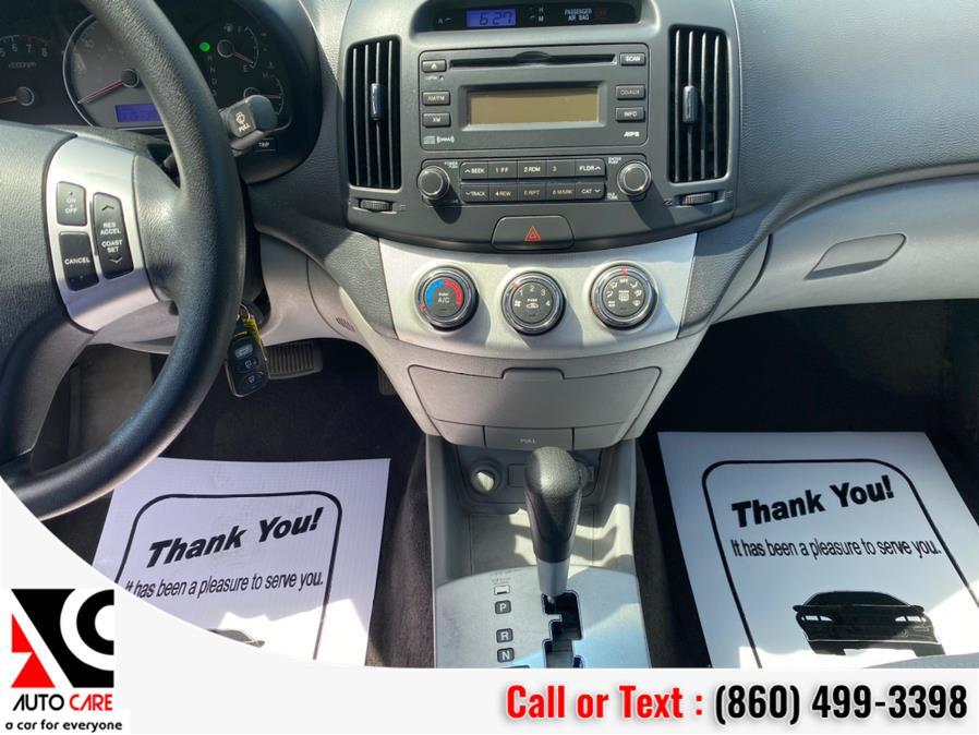 Used Hyundai Elantra 4dr Sdn Auto GLS 2008 | Auto Care Motors. Vernon , Connecticut