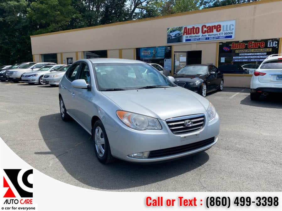 Used Hyundai Elantra 4dr Sdn Auto GLS 2008 | Auto Care Motors. Vernon , Connecticut