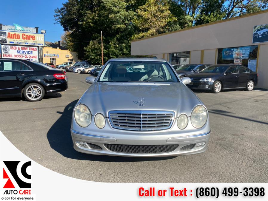 Used Mercedes-Benz E-Class 4dr Sdn 3.2L 2004 | Auto Care Motors. Vernon , Connecticut