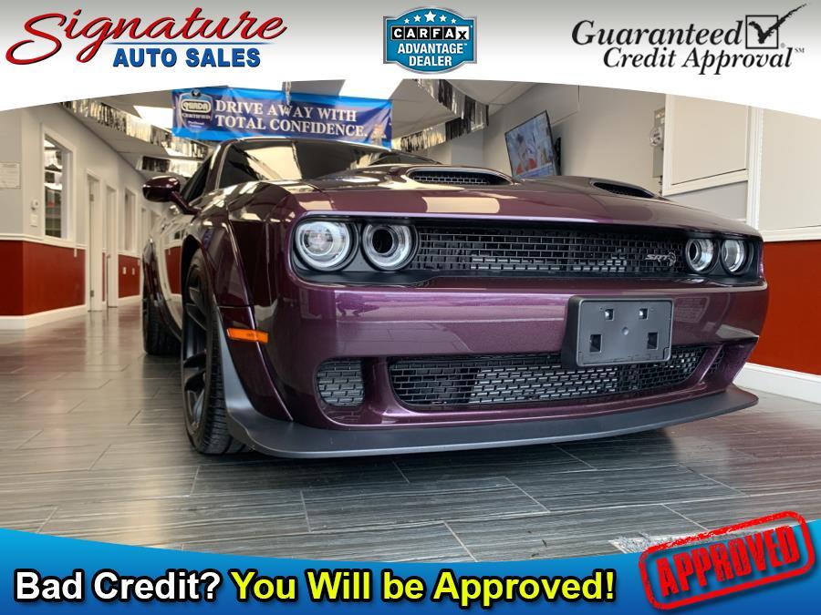Used Dodge Challenger SRT Hellcat Redeye Widebody RWD 2020 | Signature Auto Sales. Franklin Square, New York