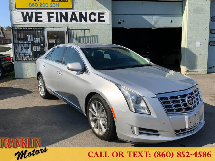 Used 2013 Cadillac XTS in Hartford, Connecticut | Franklin Motors Auto Sales LLC. Hartford, Connecticut
