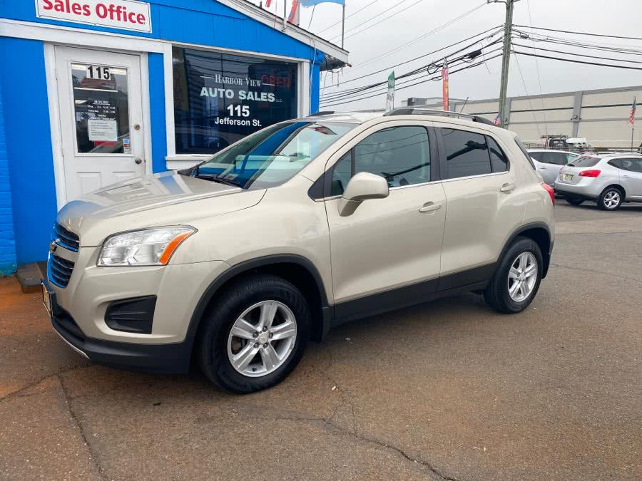 Used Chevrolet Trax AWD 4dr LT 2016 | Harbor View Auto Sales LLC. Stamford, Connecticut