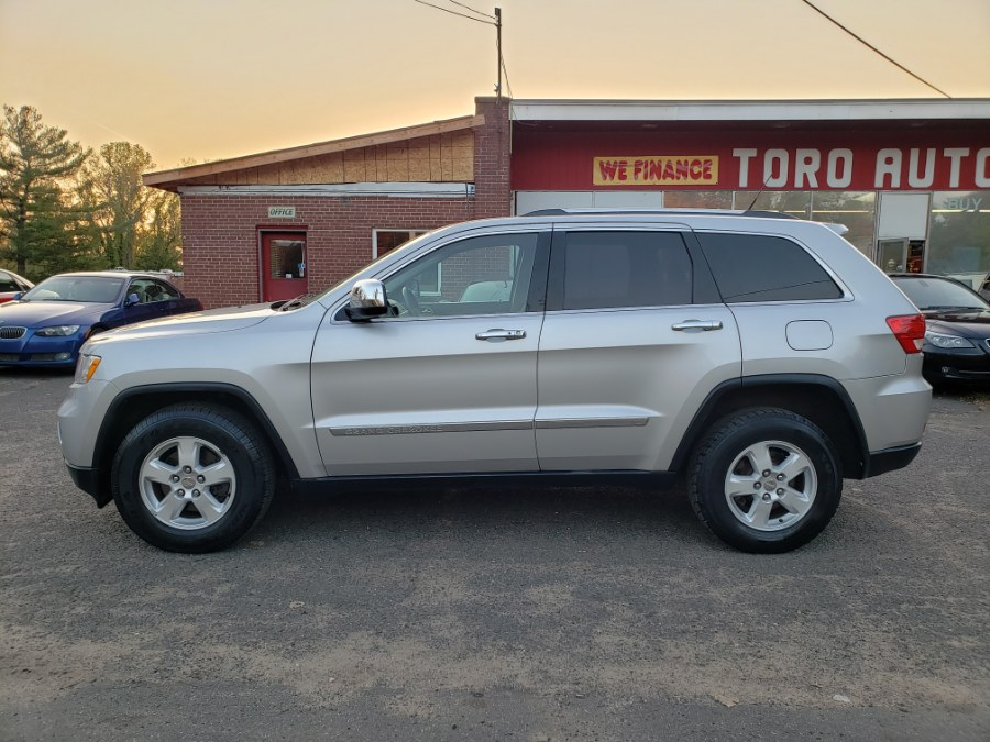 Used Jeep Grand Cherokee 4WD 4dr Laredo 2011 | Toro Auto. East Windsor, Connecticut