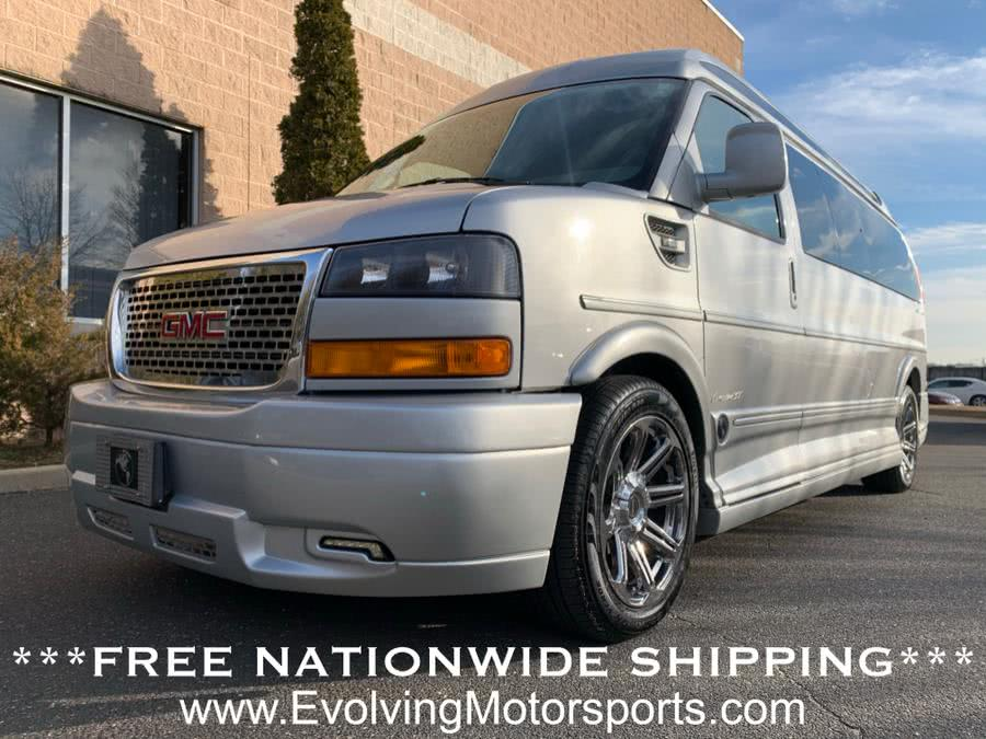 Used 2015 GMC Savana Cargo Van in Bayshore, New York | Evolving Motorsports. Bayshore, New York