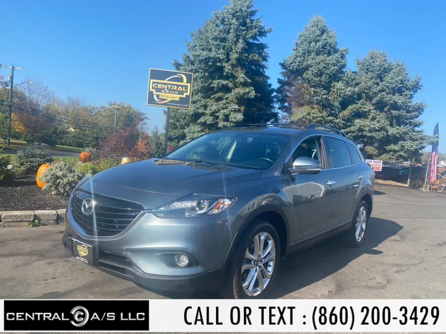Used 2013 Mazda CX-9 in East Windsor, Connecticut | Central A/S LLC. East Windsor, Connecticut