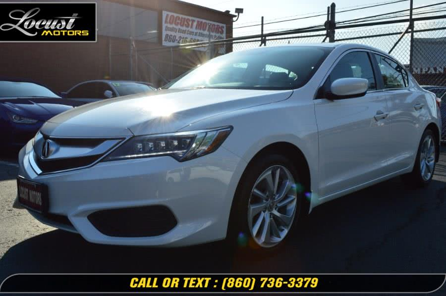 Used 2017 Acura ILX in Hartford, Connecticut | Locust Motors LLC. Hartford, Connecticut