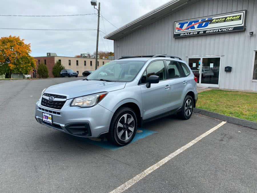 Used Subaru Forester 2.5i CVT 2017 | Tru Auto Mall. Berlin, Connecticut