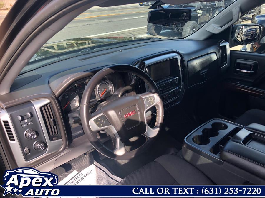 "Used GMC Sierra 1500 4WD Crew Cab 153.0"" SLE 2014   Apex Auto. Selden, New York"