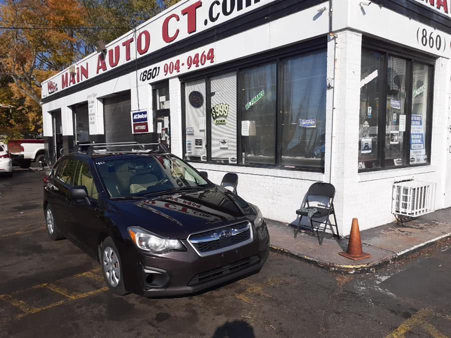 Used 2012 Subaru Impreza Wagon in Hartford, Connecticut | Main Auto Sales LLC. Hartford, Connecticut