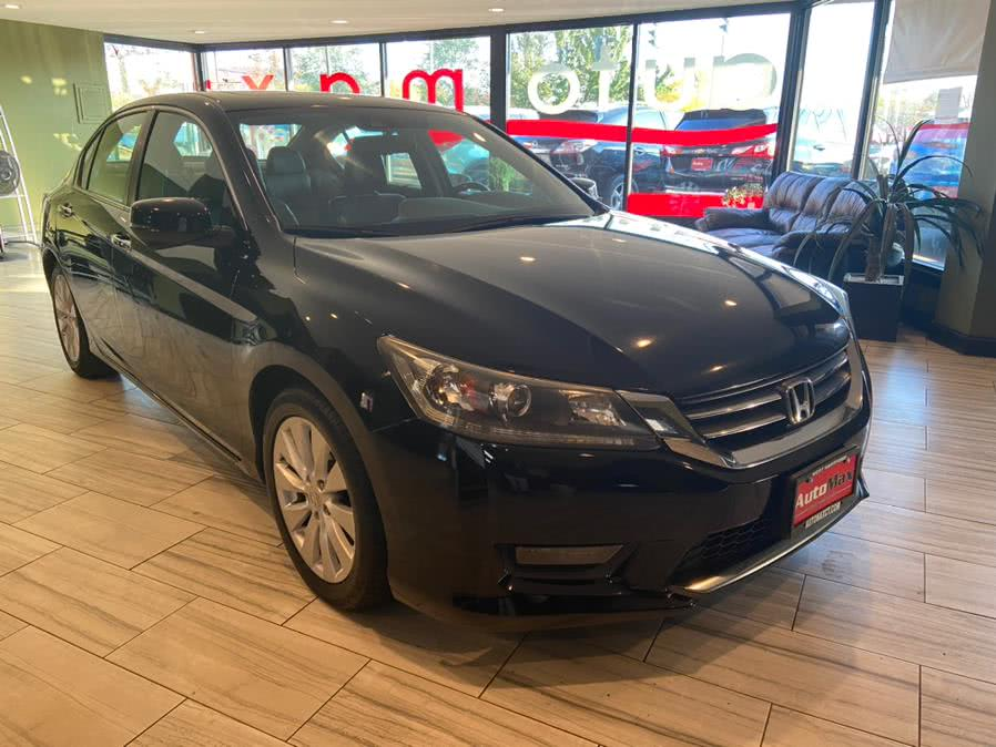 Used 2014 Honda Accord Sedan in West Hartford, Connecticut | AutoMax. West Hartford, Connecticut