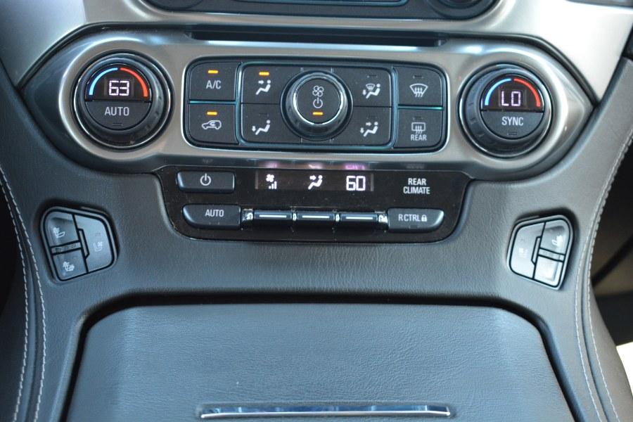 Used Chevrolet Tahoe 4WD 4dr Premier 2017 | Longmeadow Motor Cars. ENFIELD, Connecticut