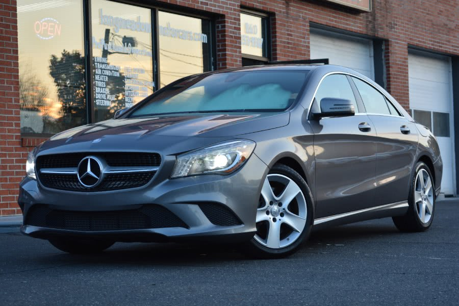 Used 2016 Mercedes-Benz CLA in ENFIELD, Connecticut | Longmeadow Motor Cars. ENFIELD, Connecticut