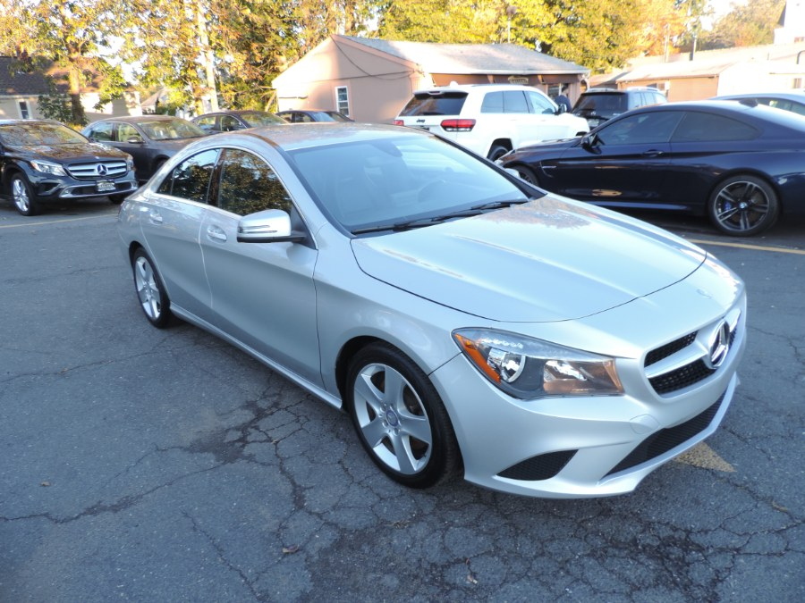 Used Mercedes-Benz CLA-Class 4dr Sdn CLA 250 FWD 2015 | Auto Gallery. Lodi, New Jersey