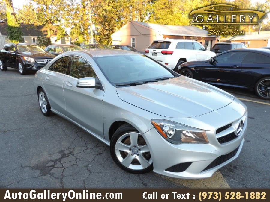 Used 2015 Mercedes-Benz CLA-Class in Lodi, New Jersey | Auto Gallery. Lodi, New Jersey