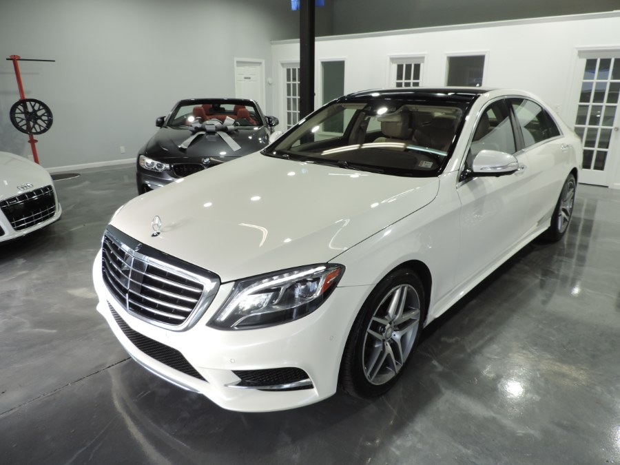 Used Mercedes-Benz S-Class 4dr Sdn S550 4MATIC 2014   Auto Gallery. Lodi, New Jersey