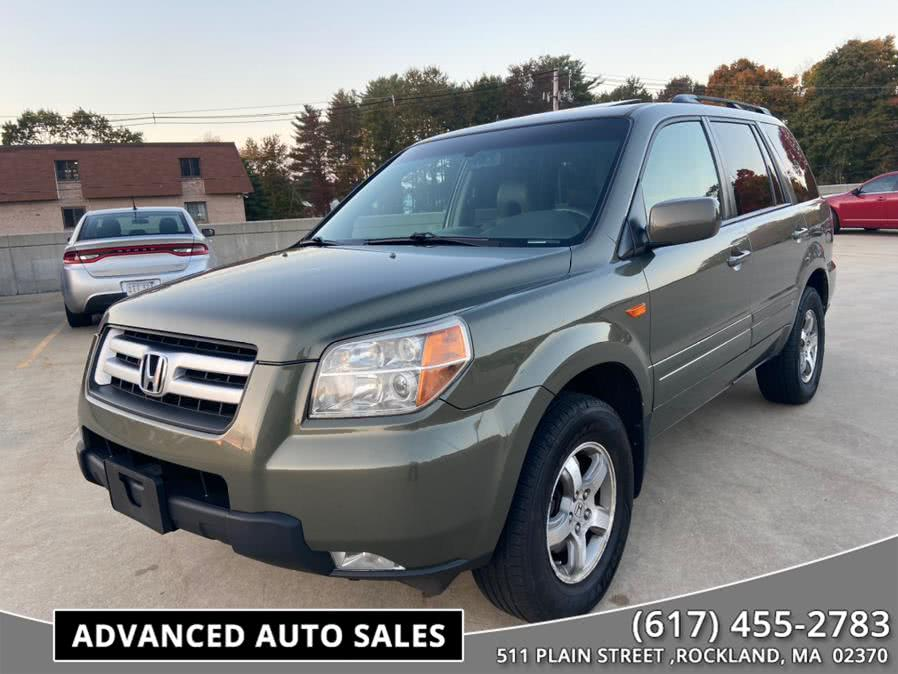 Used 2007 Honda Pilot in Rockland, Massachusetts | Advanced Auto Sales. Rockland, Massachusetts