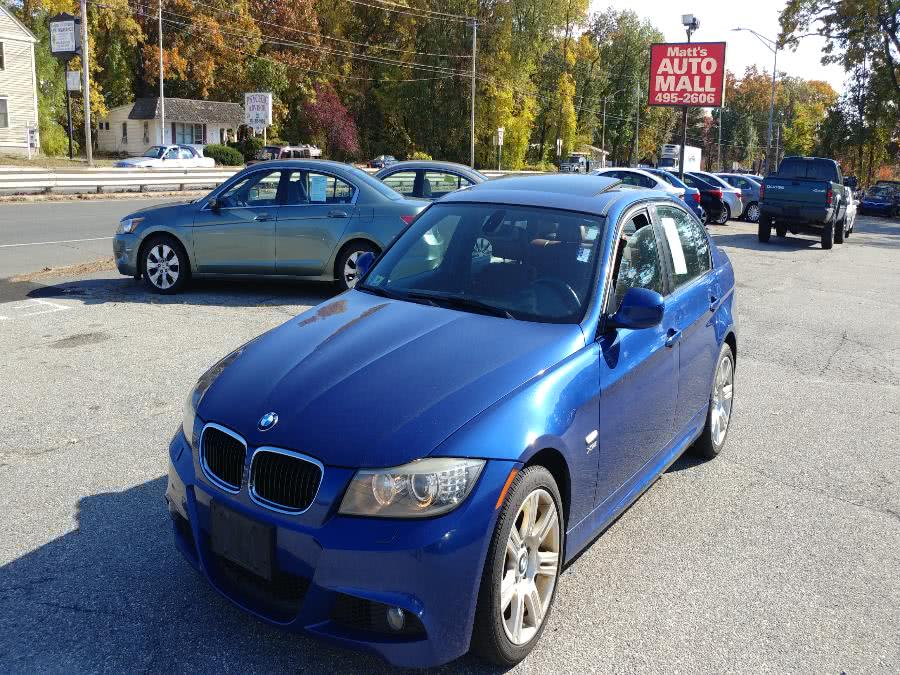 Used 2011 BMW 3 Series in Chicopee, Massachusetts | Matts Auto Mall LLC. Chicopee, Massachusetts