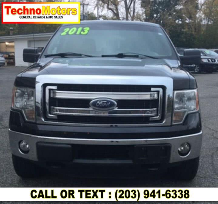 "Used Ford F-150 4WD SuperCrew 145"" XL 2013 