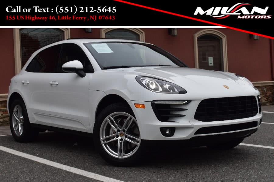 Used Porsche Macan AWD 4dr S 2015 | Milan Motors. Little Ferry , New Jersey